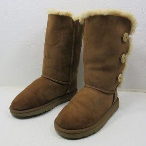 UGG 1962 Australia Bailey Bow Triplet Winter Boot